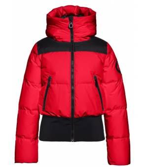 Goldbergh Boulder Jacket W Ruby Red Bunda