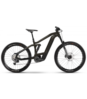 Haibike ALLMTN 5 black/titan matte/glossy elektrobicykel 2021