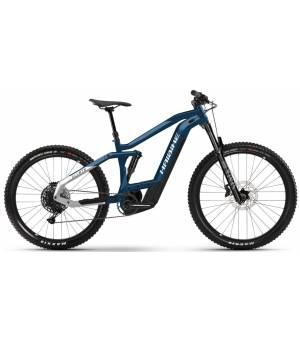Haibike ALLMTN 3 blue/sparkling white elektrobicykel 2021