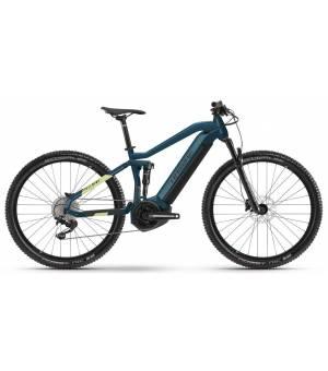 Haibike FullNine 5 blue/canary elektrobicykel 2021