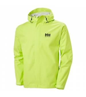 Helly Hansen Seven J M Jacket bunda zelená