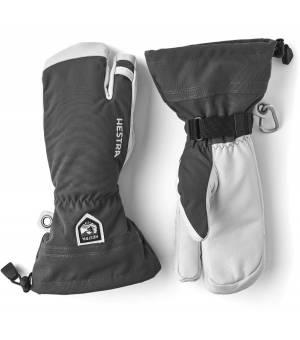 Hestra Army Leather Grey rukavice