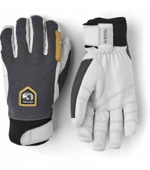 Hestra Ergo Grip Active Grey/Offwhite rukavice