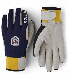 Hestra Biathlon Trigger Comp Navy rukavice