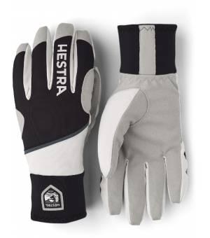 Hestra Comfort Tracker Black/Ivory rukavice