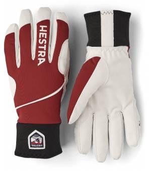 Hestra Comfort Tracker Red/Red rukavice