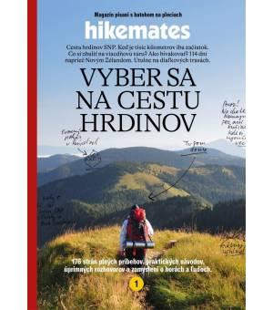 Hikemates Magazín 1. vydanie