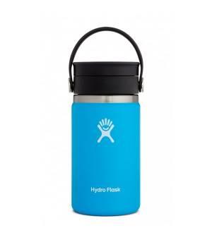 Hydro Flask 12 OZ Wide Mouth W Flex Sip Lid Pacific Blue flaška