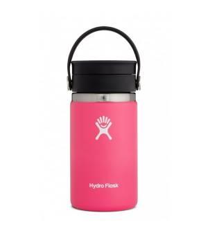 Hydro Flask 12 OZ Wide Mouth W Flex Sip Lid Watermelon fľaška