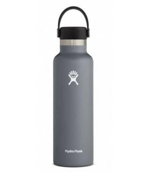 Hydro Flask 24 Oz Standard Mouth W Flex Cap Stone fľaša