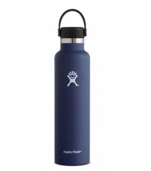Hydro Flask 24 Oz Standard Mouth W Flex Cap Cobalt fľaša