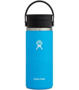 Hydro Flask 16 Oz Wide Mouth W Flex Sip Lid Pacific fľaša
