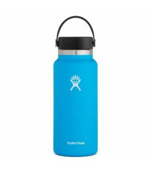 Hydro Flask 32 Oz Wide Mouth 2,0 Flex Cap Pacific fľaša