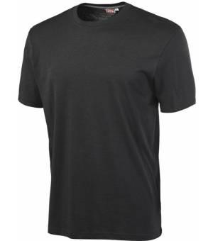 ITS Jrs tričko čierne
