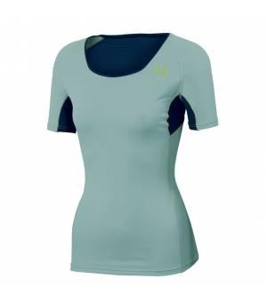 Karpos Sassongher W Jersey aquifer/insignia blue tričko