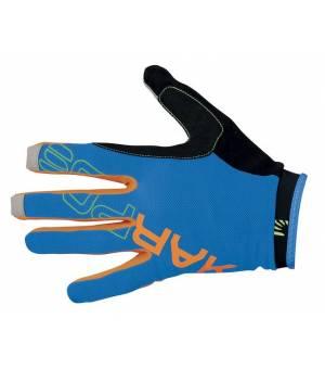 Karpos Rapid Glove bluette/orange fluo rukavice
