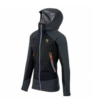 Karpos Storm Evo M Jacket black/dark grey bunda