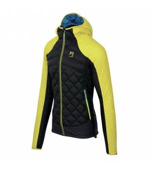 Karpos Lastei Active Plus M Jacket sulphur spring/black bunda