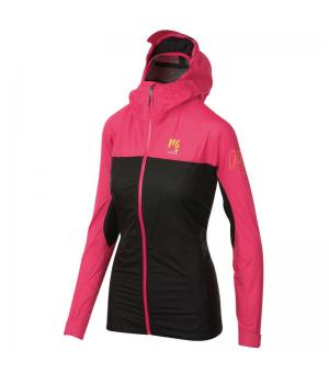 Karpos Lot Rain W Jacket paradise pink/black bunda