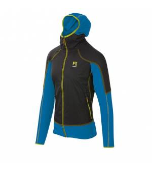 Karpos Lavaredo M Jacket black/indigo bunting bunda