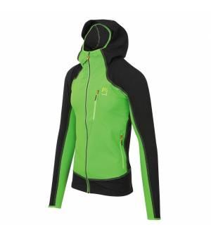 Karpos Parete M Jacket apple green/black bunda