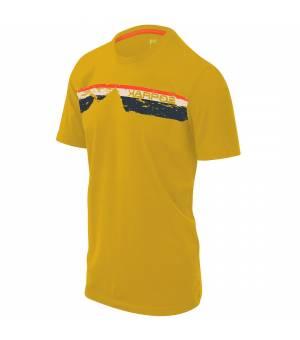 Karpos Giglio M T-Shirt olive oil tričko