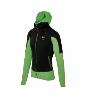 Karpos Lavaredo M Jacket green fluo/black bunda