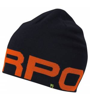 Karpos Larin Cap black tangerine tango čiapka