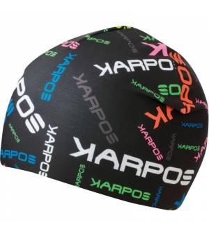 Karpos Alagna Race Cap black multicolor čiapka