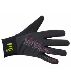 Karpos Race Gloves Pink Fluo Black rukavice