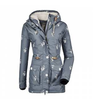 Killtec Cushy W Jacket Light Aquaverde bunda