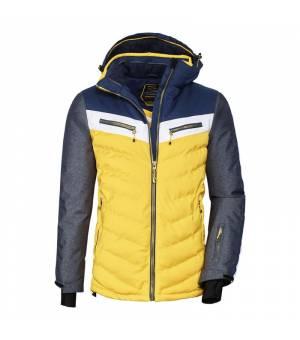Killtec Tirano M Ski Jacket Burnt Yellow bunda
