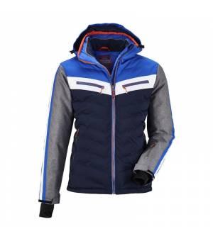 Killtec Tirano M Ski Jacket Dark Blue bunda