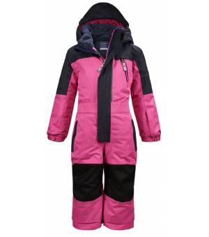 Killtec Viewy Mns Onpc Kids Pink Overall Kombinéza