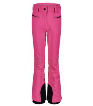 Killtec Maura Jr Softshell Pink Ski Pants Nohavice