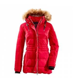 Killtec Oiva W Casual Function Jacket Red bunda
