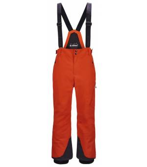 Killtec Kuopio M Ski Pants Orange Nohavice