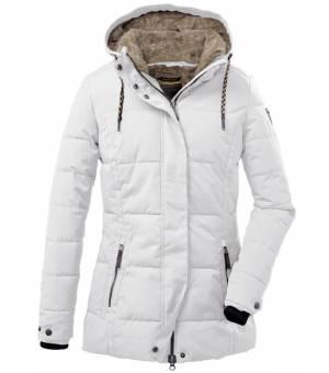 Killtec Gw 15 Women Qltd Jacket White bunda