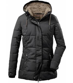 Killtec Gw 15 Women Qltd Jacket Black bunda