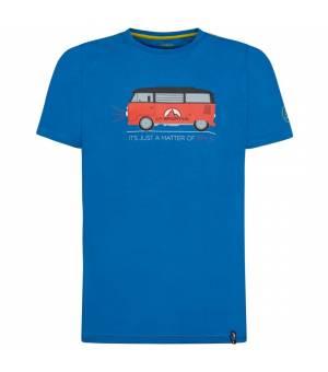 La Sportiva Van M T-Shirt neptune tričko