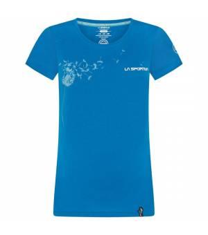 La Sportiva Windy W T-Shirt neptune/pacific blue tričko