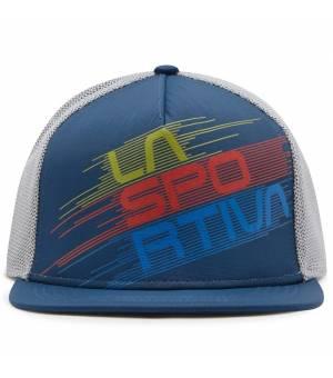 La Sportiva Trucker Hat Stripe Evo opal/cloud šiltovka
