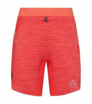 La Sportiva Circuit W Short hibiscus/flamingo kraťasy