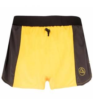La Sportiva Auster M Short yellow/black kraťasy