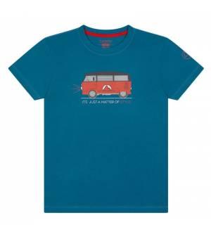 La Sportiva Van K T-Shirt neptune tričko