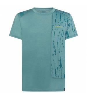 La Sportiva Lead M T-Shirt pine tričko