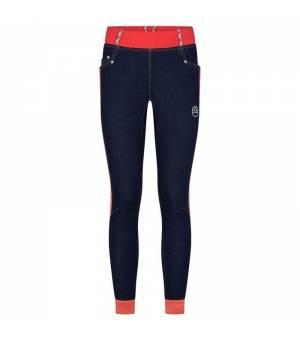 La Sportiva Mescalita W Pant jeans/hibiscus nohavice