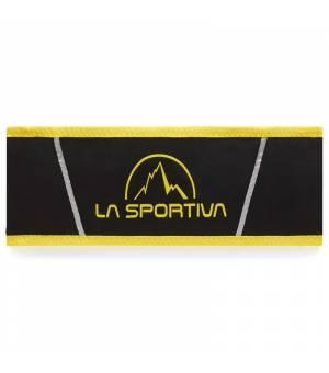 La Sportiva Run Belt black/yellow opasok