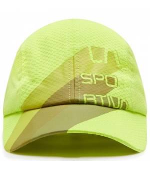 La Sportiva Stream Cap citrus/kiwi šiltovka