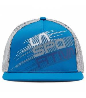 La Sportiva Trucker Hat Stripe Evo neptune/cloud šiltovka